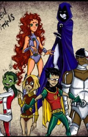 Teen titans fanfiction