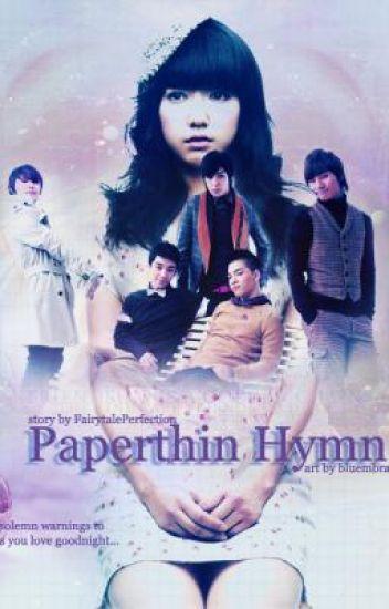 Paperthin Hymn