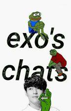 exo's chats by WINWINIC