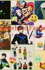 Superhero Fan arts by EnchantedEnemy38