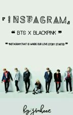『instagram 』 ❝ bts x blackpink ❞ by jinheeeee