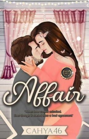 Affair #1-Klein Series by cahya46