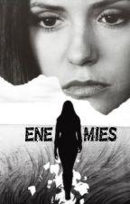 Enemies || Tom Riddle by kathylovspotatos