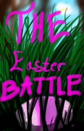 Easter Battle by WillowIsWinter
