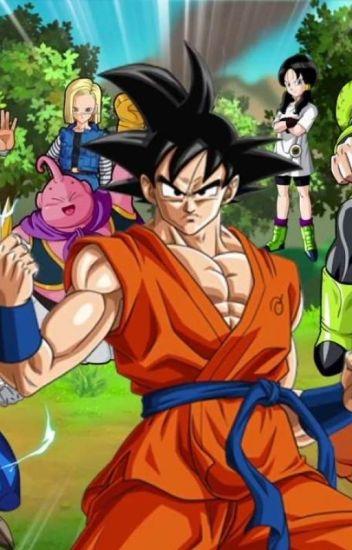 Dragon Ball Rp - Paola Deoxys - Wattpad