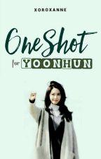 Oneshoot for YoonHun by xoroxanne