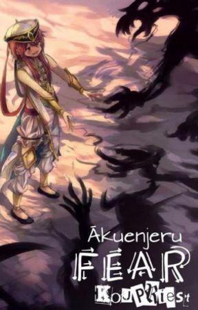 Ākuenjeru: Fear by KouPriest