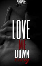 LOVE ME DOWN EASY +18 © (NORMAN REEDUS) by purxxpose