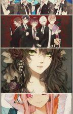 Celestia,Ben Ve Vampirler İle Uç by Anime_kralicesi