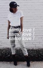 completed | same love ( l. dunbar ! ) by TUBULARMOREY