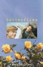butterflies  by Newt_and_Tommy