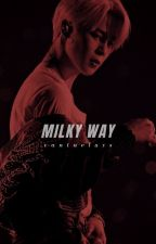 milky way ©park jimin. by badjimins