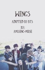Wings (Adopted by BTS) by Amusing-Moose