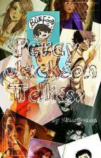 <Percy Jackson Talks> by Mikarii-chan