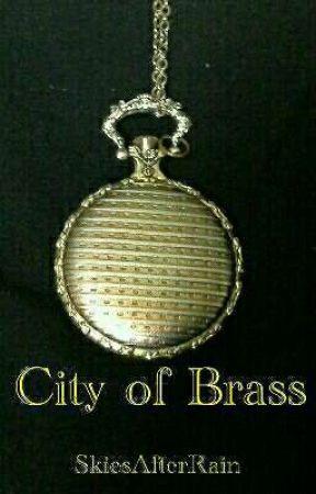 City of Brass by SkiesAfterRain
