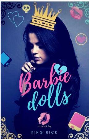 Barbie Dolls by kxngrick23