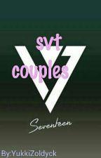 seveteen couples  by yukkizoldyck