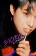 STORM ❪風暴❫ ━ bg applyfic. by squizel