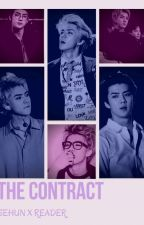 The Contract - Sehun x reader by evamarshmallow123