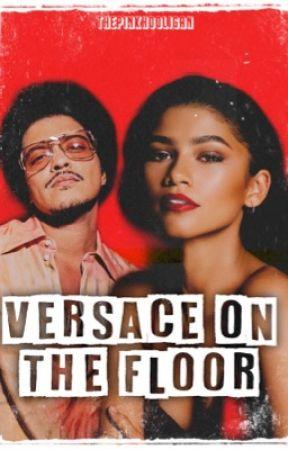 Versace On The Floor    Bruno Mars x Zendaya  by ThePinkHooligan