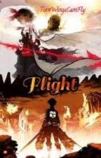 Flight (An Attack on Titan Fanfiction) by TornWingsCantFly