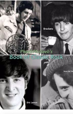 A Book of Classic Rock (how fun) by PheebMcGeeb