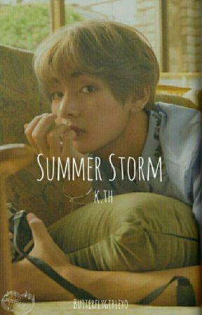 Summer Storm | Kim Taehyung by Butterflygirlexo