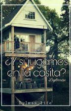 ¿Y si jugamos en la casita? 🌻 Dylmas by Dylmas_life