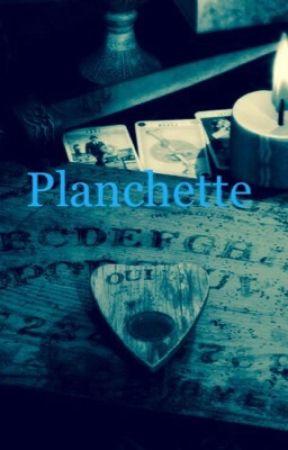 Planchette by mutejimmy