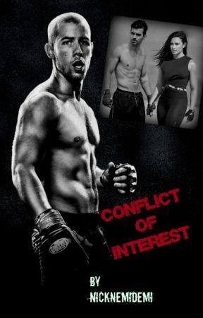 Conflict of Interest by NickNemiDemi