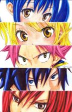 Fairy Tail Academy/High by AutumnTouch