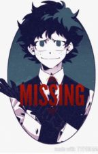 Missing    Villain Izuku by chubbyrulestheworld