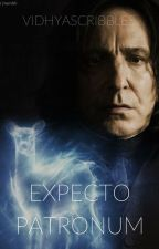 Expecto Patronum by vidhyascribbles