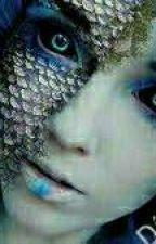 Dívka Vyvolená Mořem  by Mikina1310