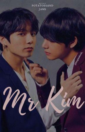 Mr.kim (Vkook) by PotatoesAndJams