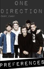 One Direction Preferences by Crispy_Candy