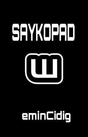 SAYKOPAD by eminCidig