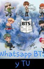 whatsapp Bts y Tu by Jung_Nani