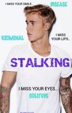 STALKING (aj texting)  by Vikkuska123