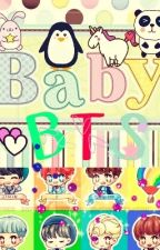 Baby BTS Fluff by MiuMissManga