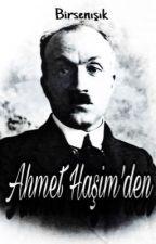 Ahmet Haşim'den by Birsenben_