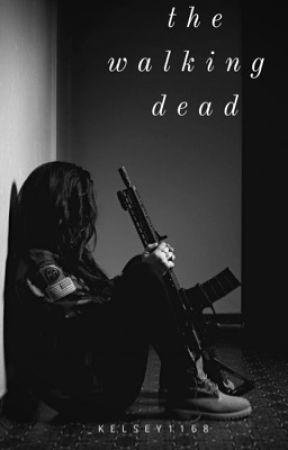 the walking dead  by _kelsey1168