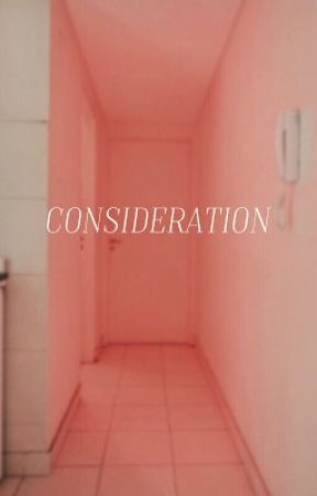 CONSIDERATION ( FONTS ) by helpfulwriters