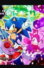 Sonic X Reader Sonic Underground (Slow Updates) by X-DeanWinchester-X