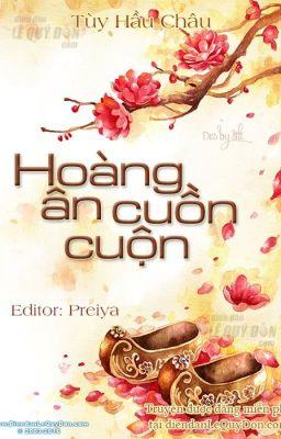 Hoàng Ân Nhộn Nhạo - Tùy Hầu Châu