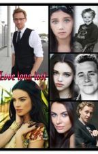 Love long lost (a Tom Hiddleston story) by SigneLarsen1