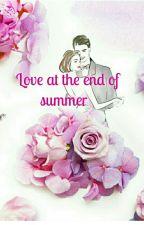 Love at the end of summer by YosephanySipangkar