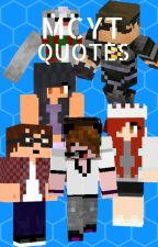 Minecraft YouTubers Quotes! by SunmayTheScattered