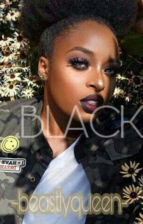 BLACK by xoazada