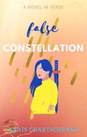 False Constellation by anaischartschenko